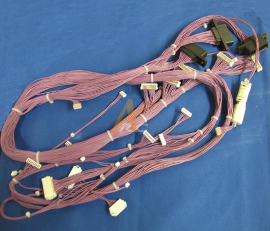 Picture of Konica Minolta Main Body Wiring for Bizhub Pro C5500, C5501, C6500, C6500P, C6501, C6501P, C65hc