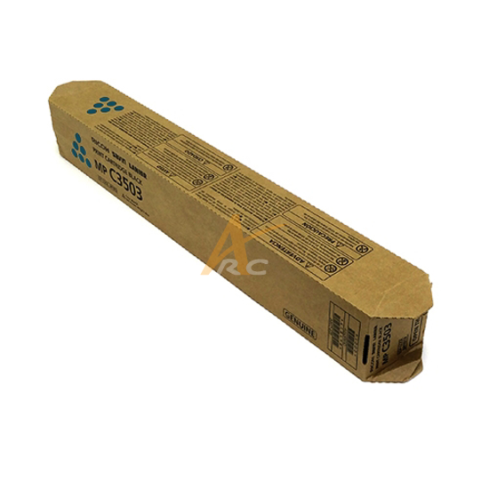 Picture of Ricoh Cyan Toner for MP C3003 C3504SP