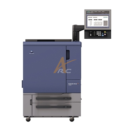 Picture of Konica Minolta AccurioPress C2070