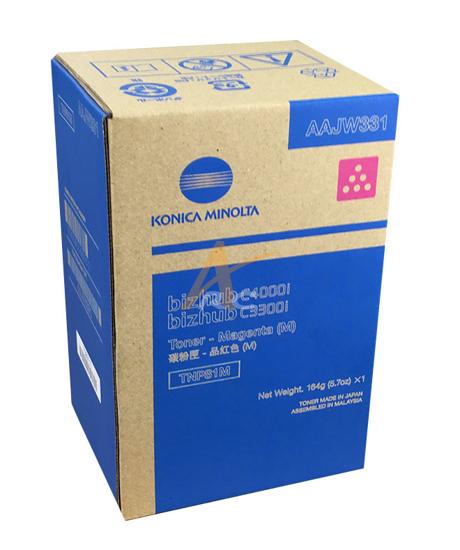Picture of Konica Minolta TNP81M Magenta Toner for bizhub C3300i C4000i
